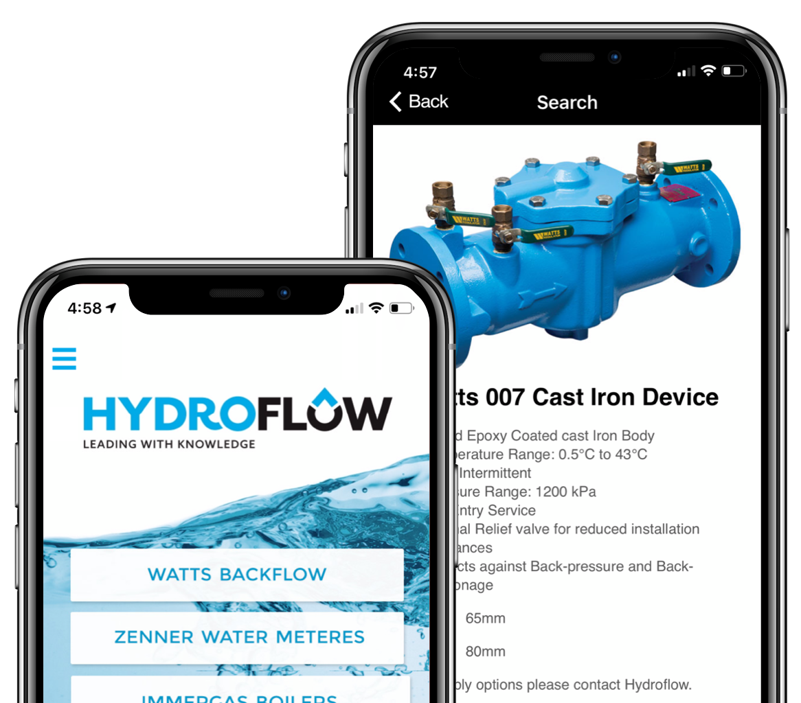 Hydrofow App Store Downloads