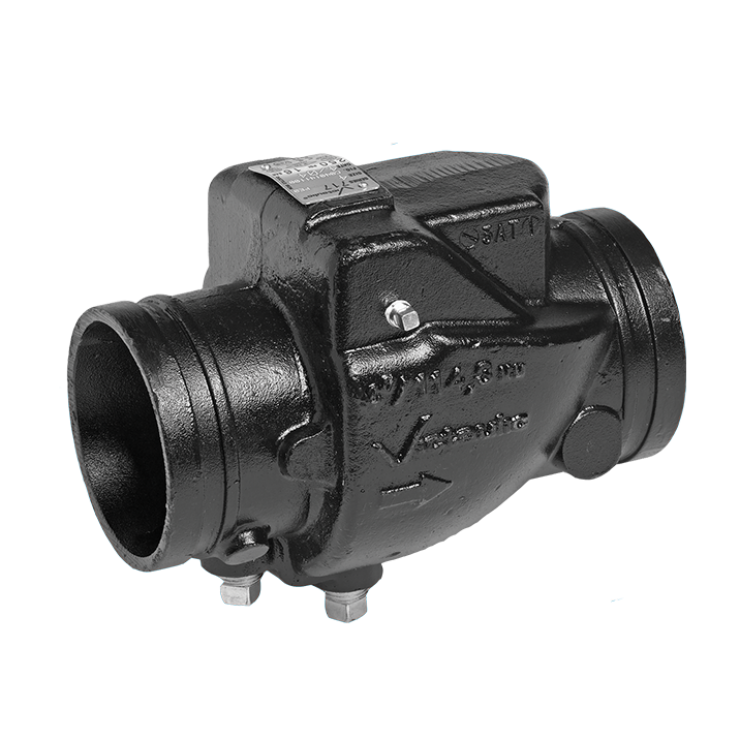 Victaulic 717 Firelock Check Valve Grooved
