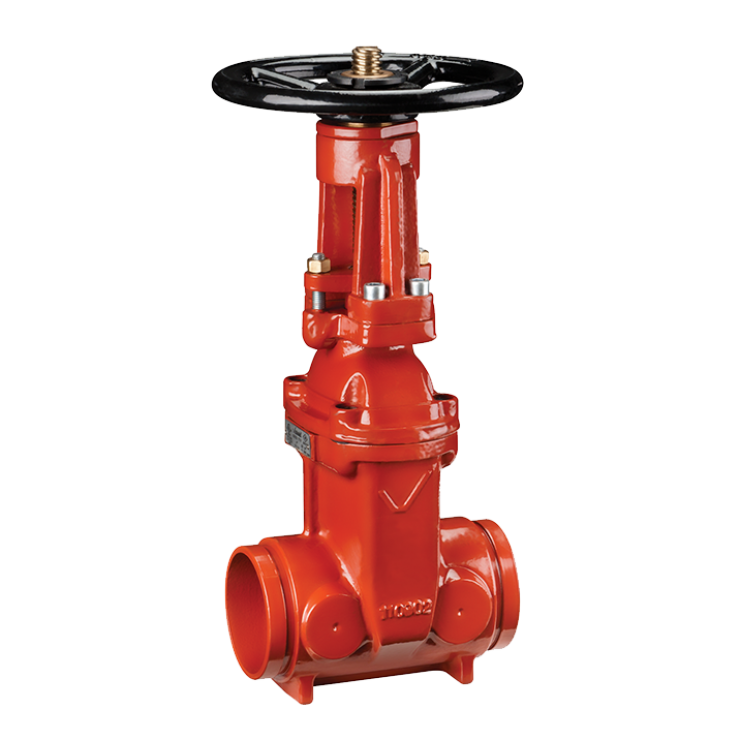 Victaulic 771H OS&Y Gate Valve Grooved